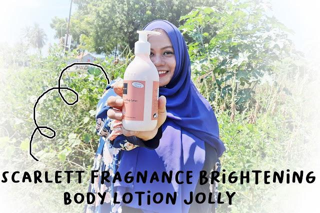 Scarlett Body Lotion