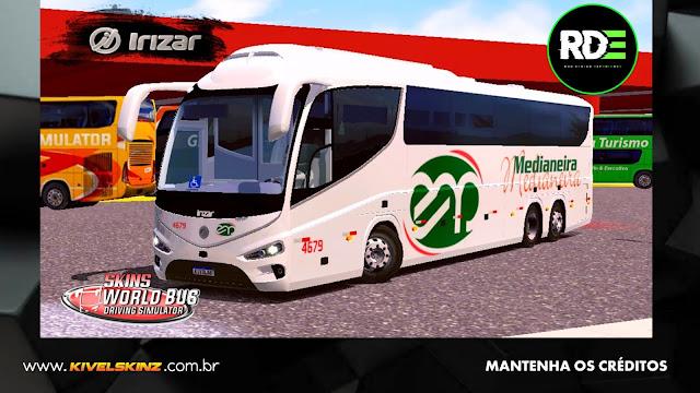 IRIZAR i8 - VIAÇÃO MEDIANEIRA