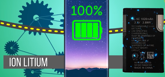 Alasan Jangan Cas Ponselmu Sampai 100%