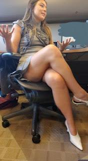 Voyeur mujeres hermosas piernas sabrosas
