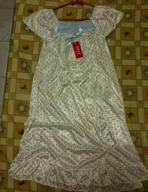 contoh model baju tidur daster