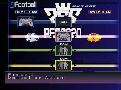 eFootball PES 2020 for PSX ( Winning Eleven 2002 ) by ZAAZ