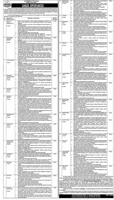 finance-department-punjab-jobs-2021-application-form