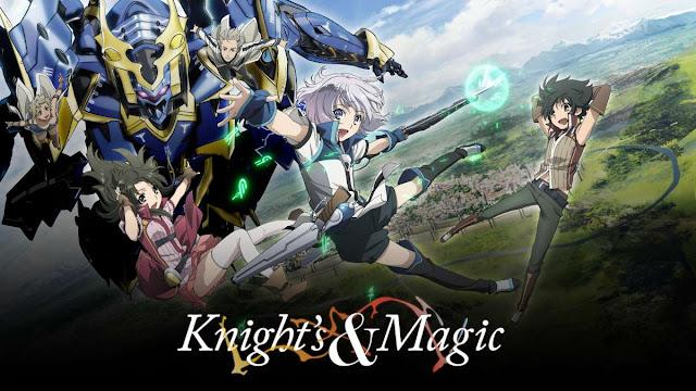 Knight's & Magic (13/13) (MB) (HDL) (Sub Español) (Mega)