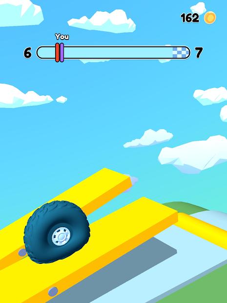 Wheel Race Hileli APK v1.2.1 - Hileli Mod