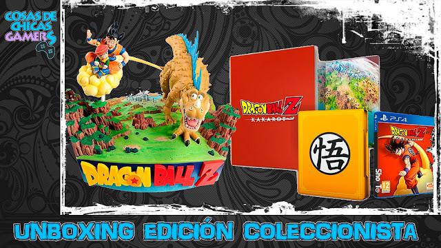 Unboxing Edición Coleccionista Dragon Ball Z Kakarot