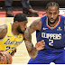 Clippers defeat Los Angeles Lakers on NBA's opening