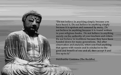 Quotes By Buddha on Enlightenment