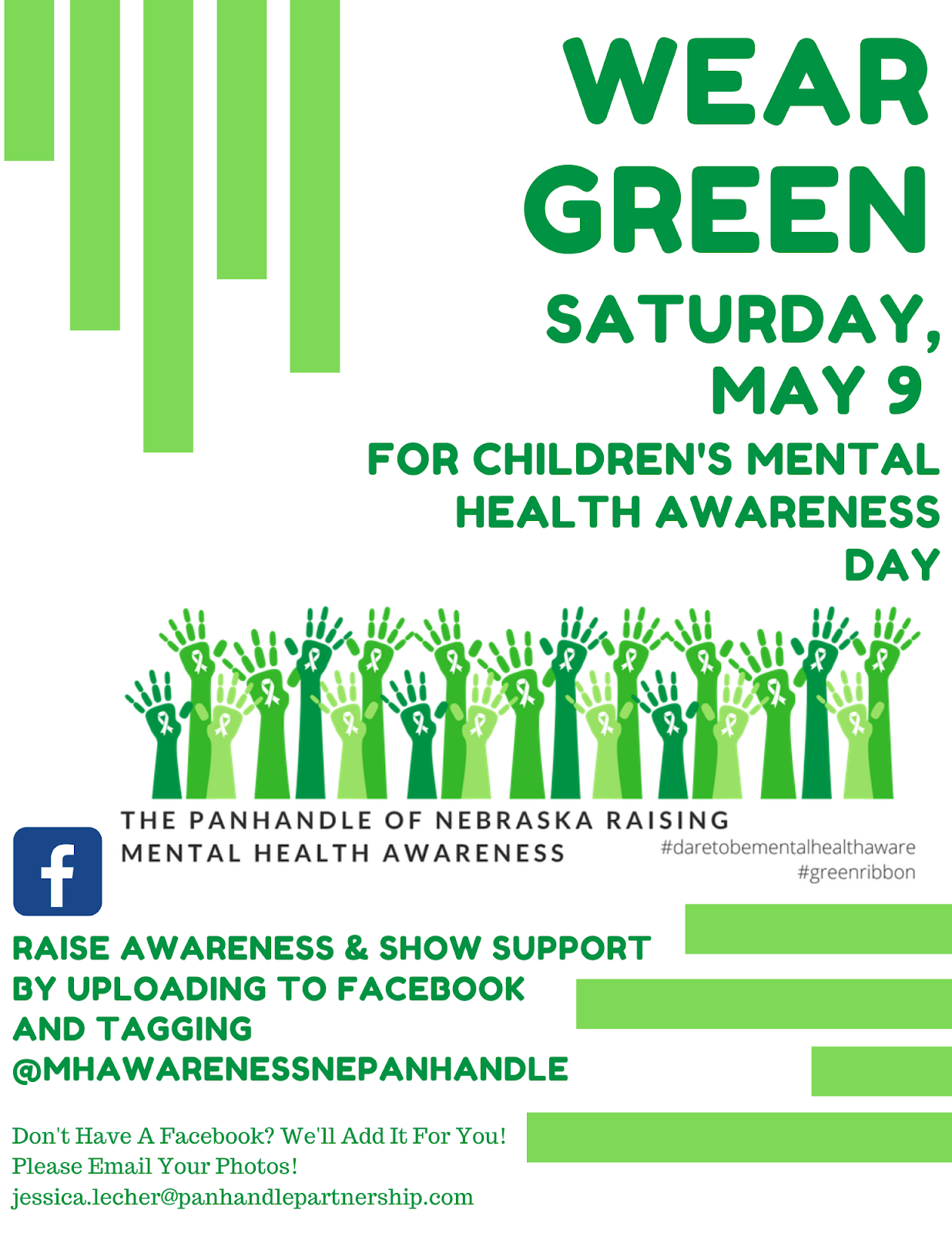 Chadron High School Blog: May is Mental Health Awareness Month