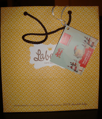 1 Jingle Blogs no Labecca Café