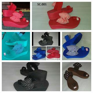 jual sandal murah