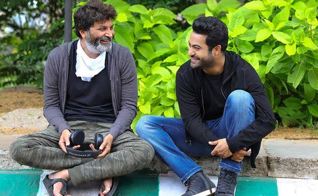 Jr NTR , Trivikram , NTR - Trivikram Joining hands for a new film