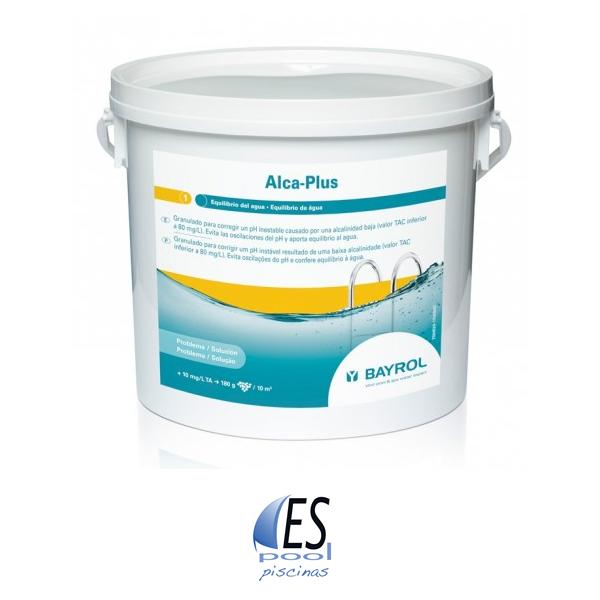 Alca-Plus : un producto clave para la apertura de la piscina. De venta en Espool Piscinas