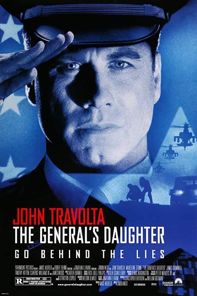 The General's Daughter 1999 x264 720p Esub NetFLix Dual Audio Hindi English GOPI SAHI