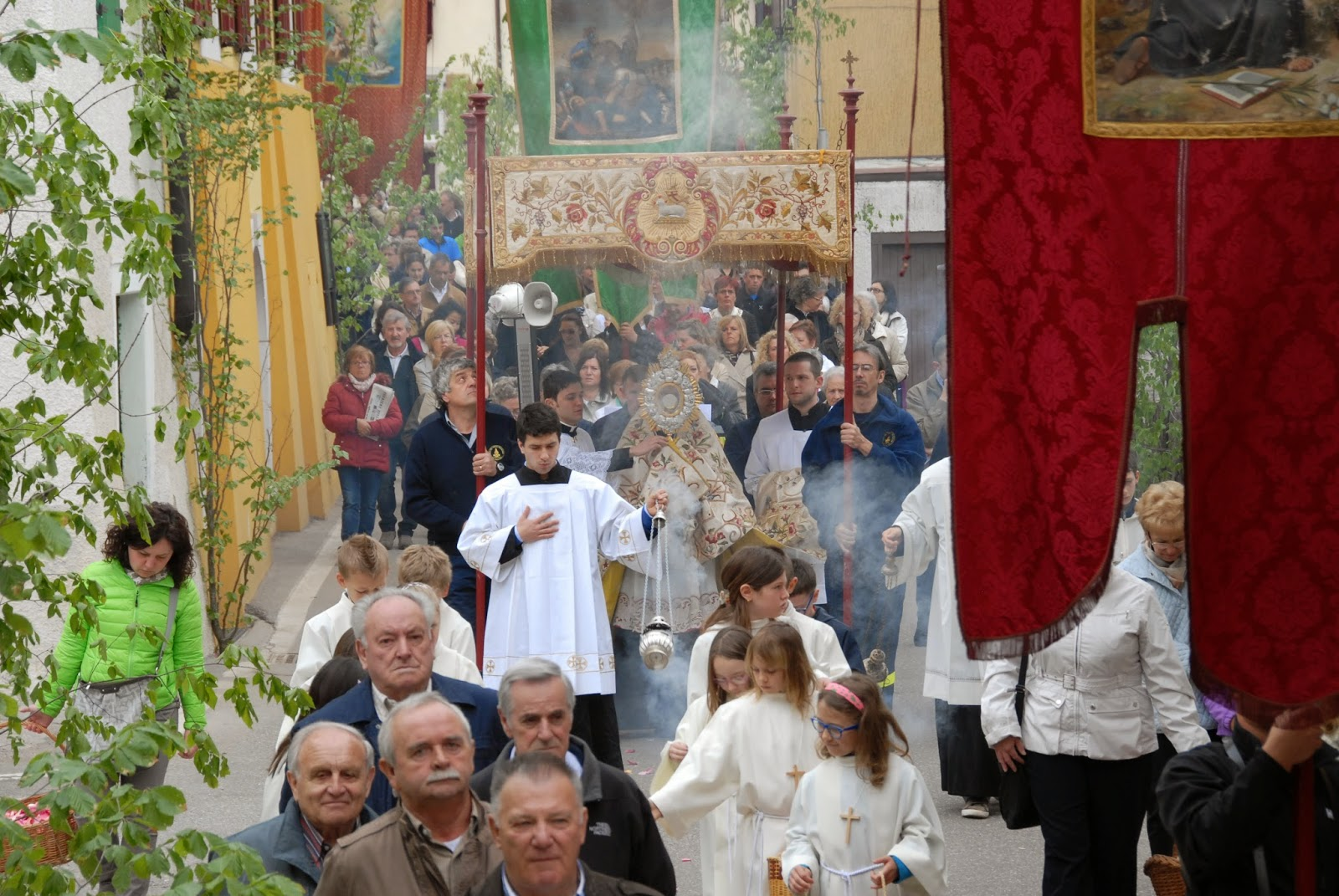 Muniat Intrantes Crux Domino Famulantes  Vangeli Per Le