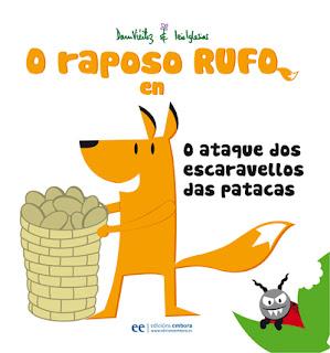 http://abibliodeleirado.blogspot.com.es/2017/01/o-raposo-rufo.html