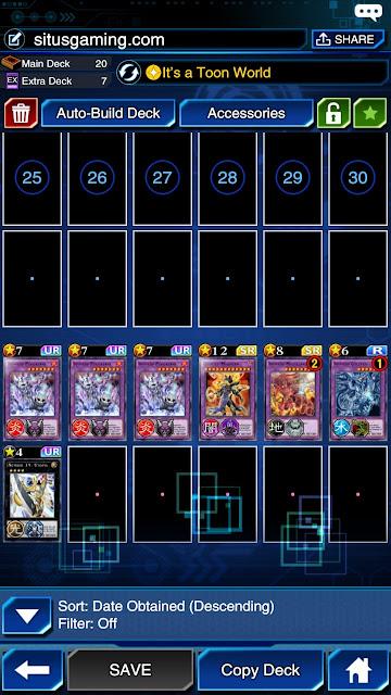 toon invoke deck