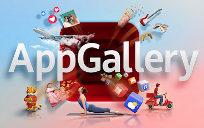 Huawei's AppGallery to Contest With Google Play Store Globally [Learn More]