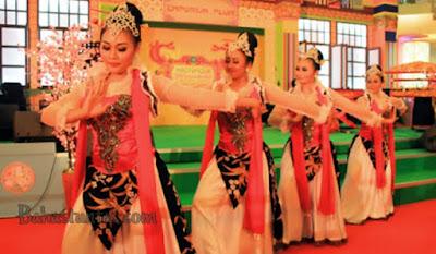 Tari Cokek Khas Banten