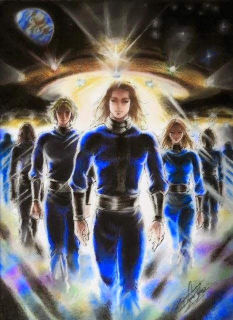 Sinetha üzenete a Galaktikus Föderációtól: Az Új idők már itt vannak (2015.febr.19.)