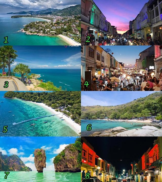 Antara Tempat Menarik Di Phuket Yang Perlu Di Jengah Apabila Bercuti Ke Sana