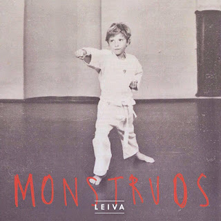 Leiva Monstruos disco