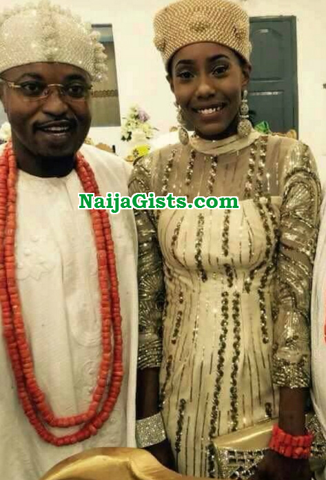 oluwo iwoland marry jamaican woman