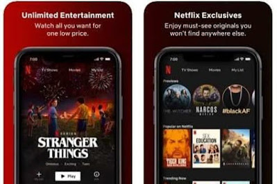 تطبيق نتفليكس Netflix