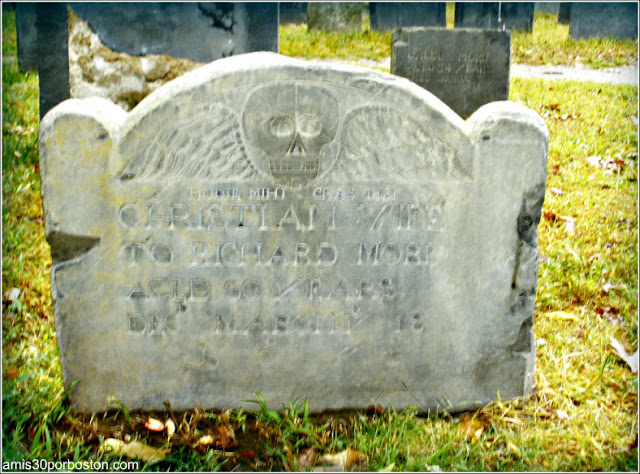 Salem: Old Burial Point