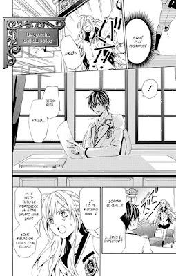 Manga: Review de S-Master Holic de Ai Hibiki, Fandogamia Editorial