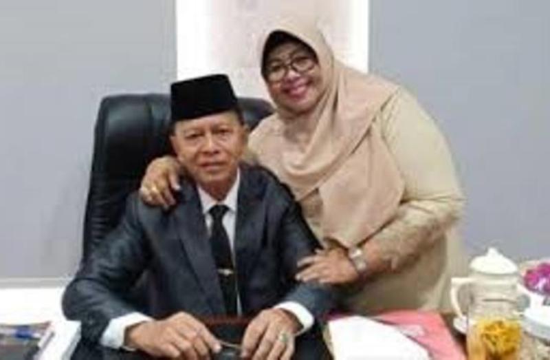 Kabar Duka Cita, Walikota Tanjungpinang Tutup Usia