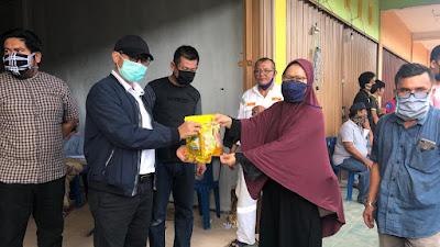 Ketua DPRD Batam: Camat Bengkon harus lebih teliti lagi dalam mendata warga penerima bantuan