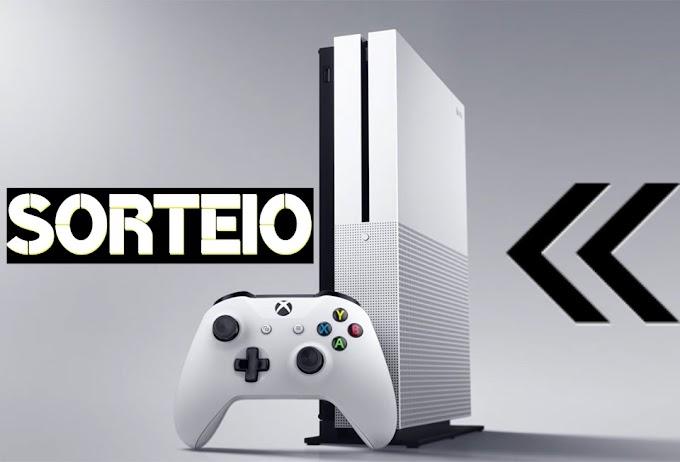 SORTEIO de Um Video Game XBOX ONE S!!