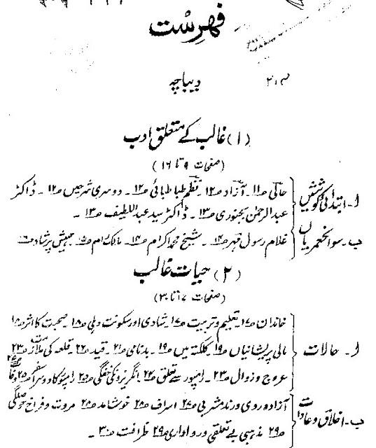 Sarguzasht E Ghalib Mohiuddin Qadri