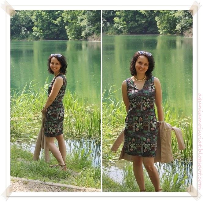 Letnia sukienka dobra na wszystko