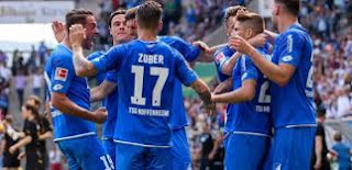 Hoffenheim vs Olympique Lyon Live Streaming Today 23-10-2018 Uefa Champions League