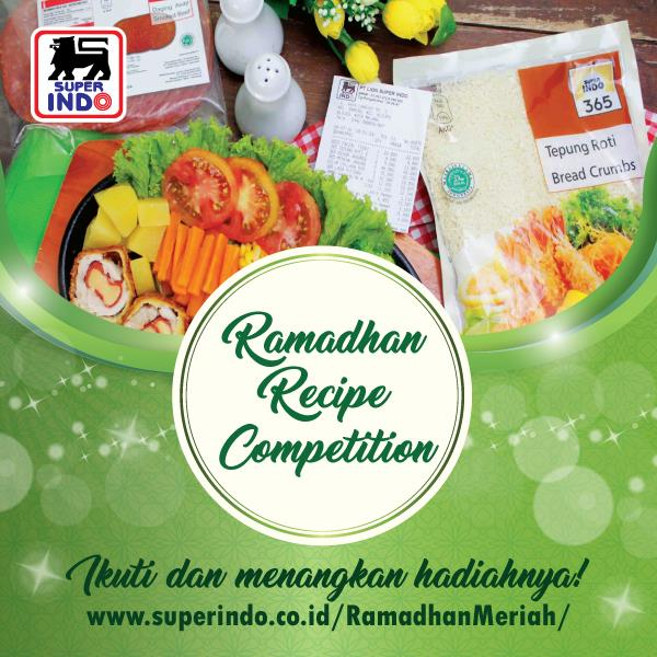 Ramadhan Recipe Competition