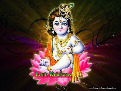 Hindu God lord krishna hd wallpapers 1920x1080
