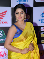 Poorna at Mirchi Music Awards South-cover-photo