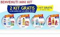 Logo Casa Henkel : 1 oppure 2 Kit Gratis a tua scelta! ecco la nuova promozione