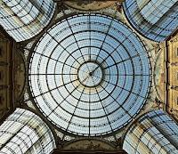 galleria vittorio emenuele milano mosaici