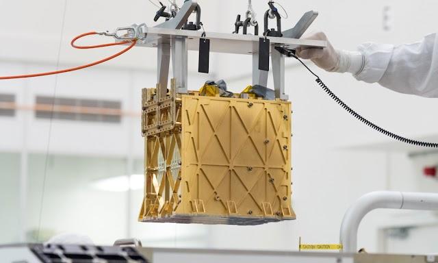 Ιστορική στιγμή στον Άρη: Το Perseverance της NASA παρήγαγε για πρώτη φορά οξυγόνο