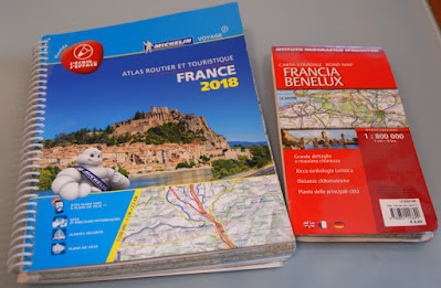 Gli indispensabili: carte e stradari per la Francia