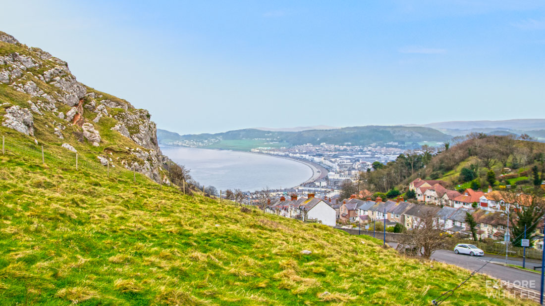 Journey up the Great Orme