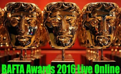 BAFTA Awards live stream