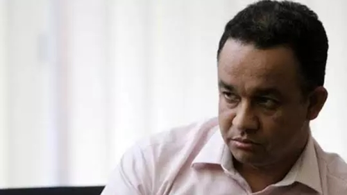 PSI Sebut Riza Patria Wagub Rasa Gubernur, Abi Rekso: Anies Baswedan Sangat Sibuk Pencitraan 2024