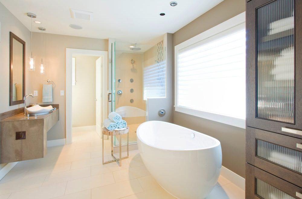 waterproof a bathroom