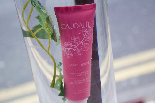 Caudalie Moisturising Mattifying Fluid for Combination Skin.