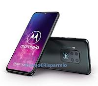 Logo Motorola One Zoom sconto 33% ( solo € 289,90 versione esclusiva Alexa integrato)