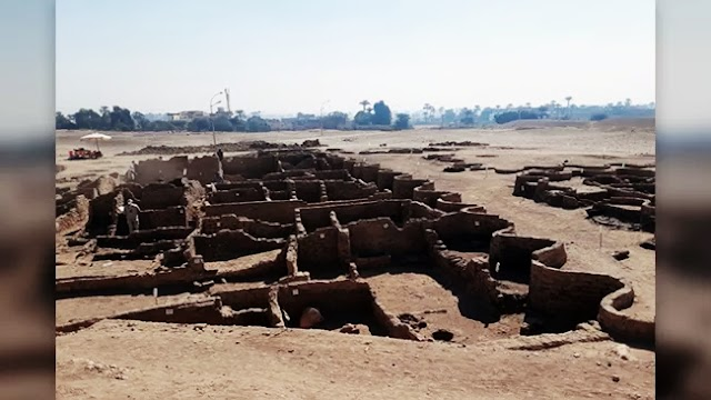 In Egypt, a 3,000-year-old 'Lost Golden City' has been uncovered.